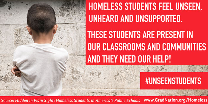 Hidden In Plain Sight Homeless Students >> Hidden In Plain Sight America S Promise Alliance
