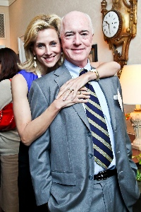 David and Katherine Bradley will receive a Promise of America award on April 18.