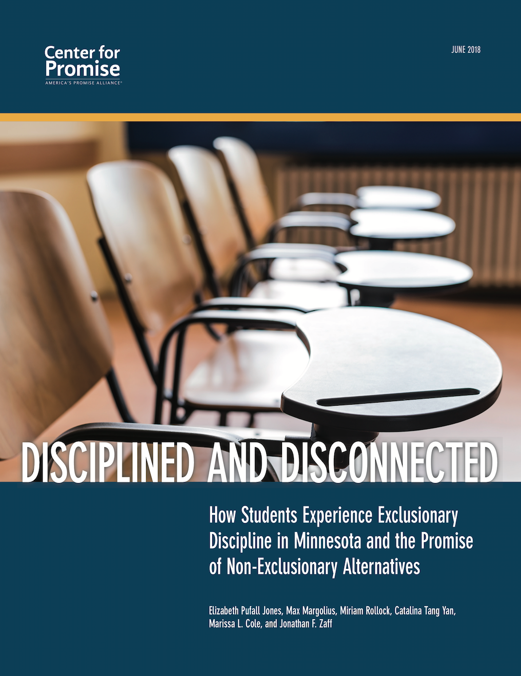 Disciplined and Disconnected report cover