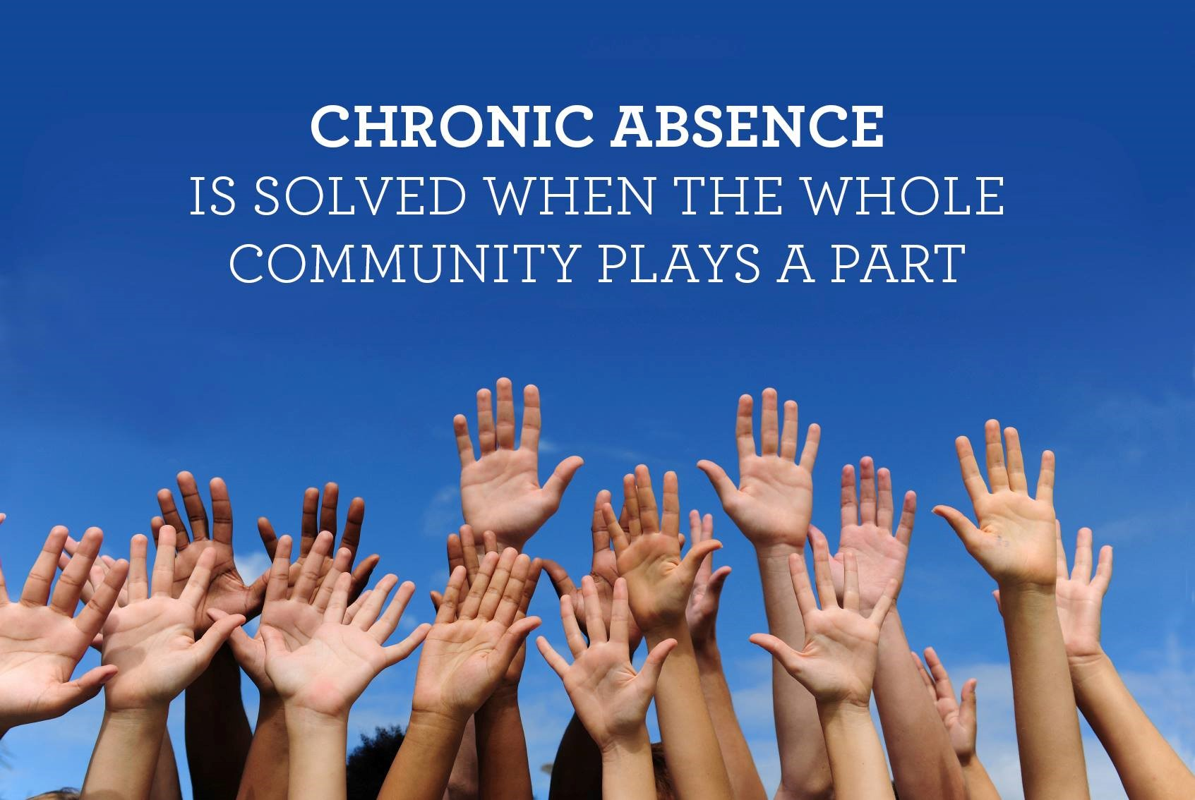 To learn more about the issue of chronic absence and how to solve it, check out Attendance Works, an America's Promise partner.