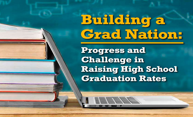 Check out the 2017 Building a Grad Nation report.