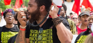 Black Lives matter tones of the civil rights movement