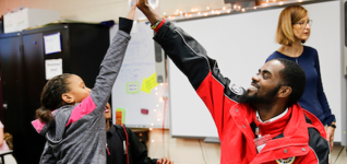 Unlocking Success in Young People | Photo credit: City Year