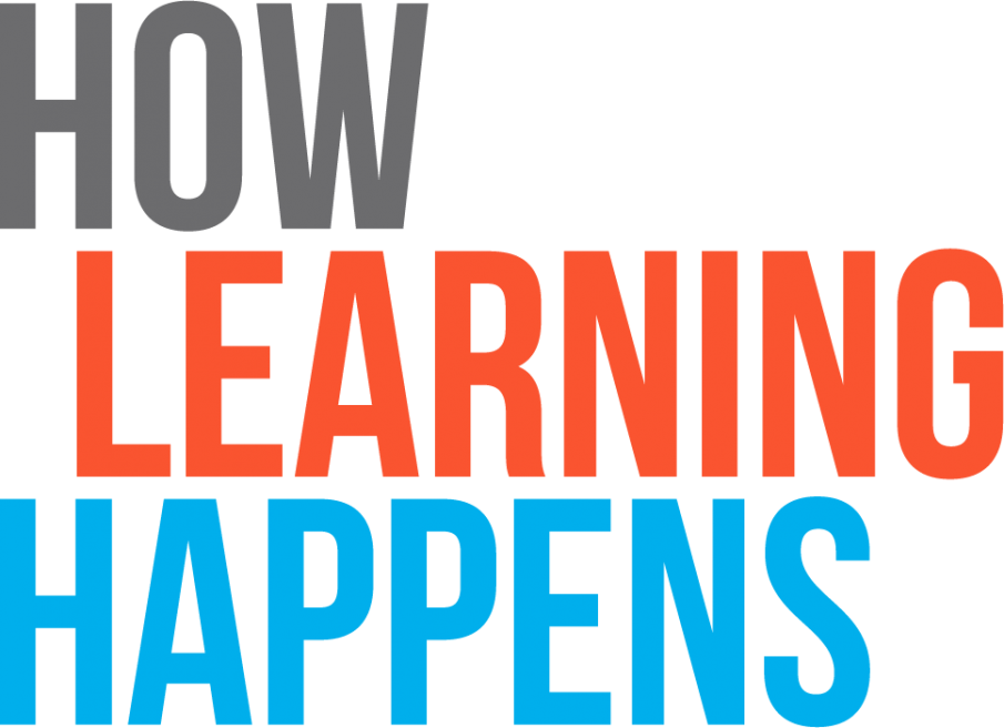 How Learning Happens logo