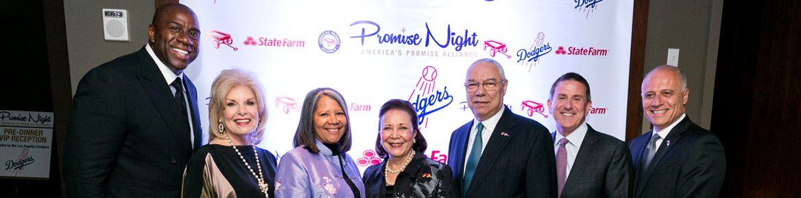 Promise Award Honorees 2016