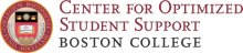 Boston College Center for Optimized Student Support