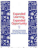 Expanded Learning, Expanded Opportunity Cover