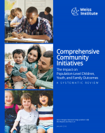 Comprehensive community initiatives (CCIs) Report Cover