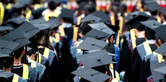 U.S. at Risk of Not Reaching 90 Percent Graduation Rate Goal by 2020 header