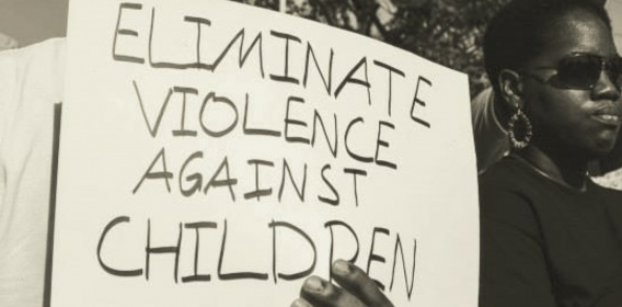 End violence against children